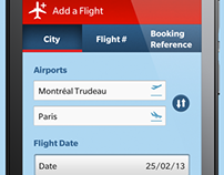 Air Canada for BlackBerry 10