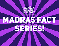 Madras fact social media campaign.