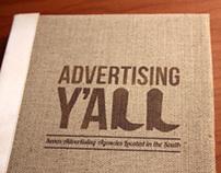 Advertising Y'all Handmade book