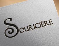 Logotype : la Souricière