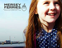 Mersey Ferries Rebrand