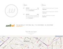 Website on Drupal framework and Blog