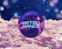Branding RETRO DANCE PROGRAM | BRIDGE TV