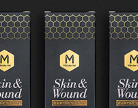 Packaging: Manuka Vet Skin & Wound Equine Creme