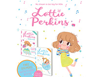 Makoto Koji for Harper Collin's Childrens Books