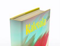 Kalevala hardback dust jacket