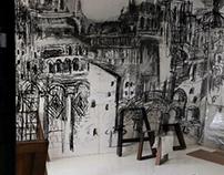 Italian Motives (wall painting)