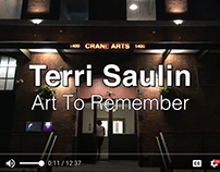Terri Saulin: Art To Remember by John R. Thornton