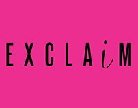Exclaim Managing Director's Email Signature