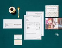 Nibelungenhof: Corporate Design