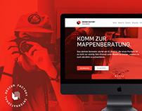 Webdesign DFI
