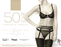 Nearly Naked Lingerie | 50% OFF Ads