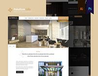 PaladiumLille - Website Hotel - Restaurant - 1day/1site