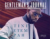Gentleman's Journal Editorial Project
