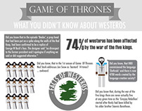 Game Of Thrones Info-Graphic
