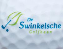 Golfbaan De Swinkelsche Someren - Logo design