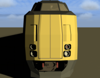 DDP-0 (DoubleDeckerPatjee) intercity train
