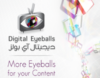 Digital Eye Balls- Branding and Stuff