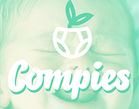 Compies-compostable diapers