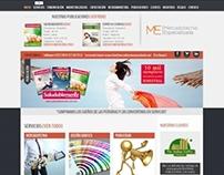 Sitio Web - Mercadotecnia Especializada