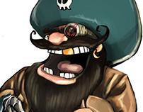 Scrap Wars Game Concept