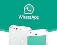 WhatsApp {Proposal}