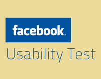 Facebook Usabilty Test