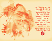 Pentecost 2013 - Living Temples