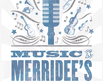 Music at Merridee's