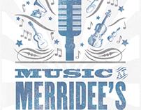 Music at Merridee's