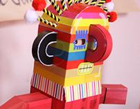 Paper toys Masmay