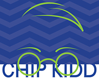 Chip Kidd Poster & Book Cover