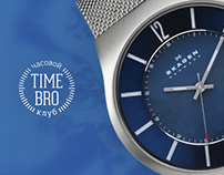 TimeBro Branding & Web Design
