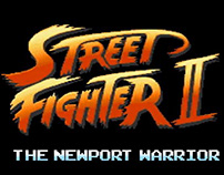 Street Fighter - Custom Animation