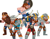 Barbarian Siege
