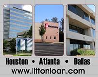 Litton Loan Servicing Vertical Banners