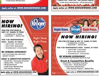 Kroger (Houston) Recruitment Ads