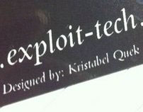 Designs created at Exploit Technologies