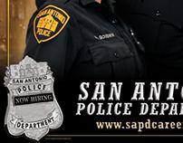 SAPD - Female Officer Recruitment