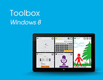 Windows 8: Toolbox