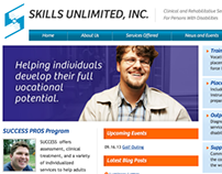 Skills Unlimited Website Development
