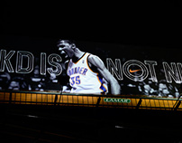 Nike: KD is Not Nice Launch