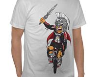 Anuar Manan Tshirt Design 2013