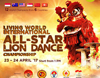 TVC Living World All Star International Lion Dance Cham