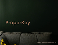 ProperKey - UX Project