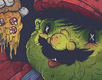 Super Fat Mario