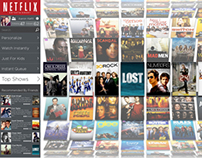 Netflix Brand Hack