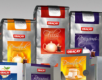 Obaçay, Package Design