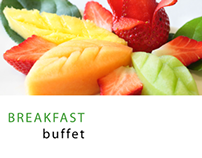 Holiday Inn Breakfast Menu