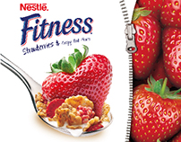 FITNESS * Red Fruits Relaunch